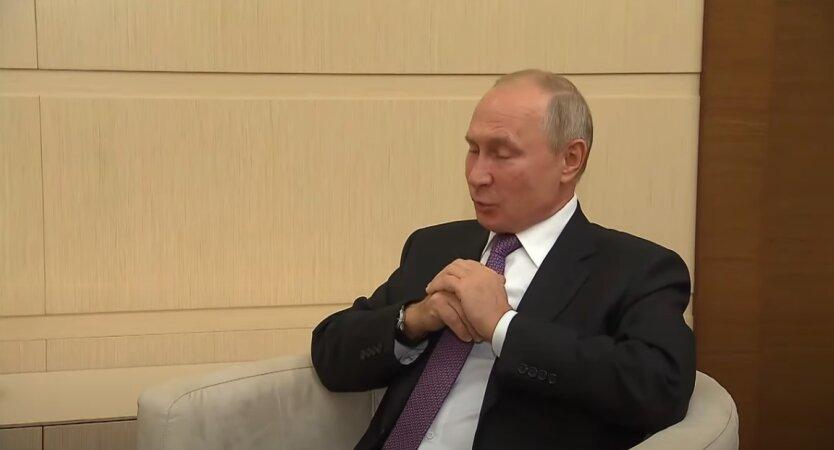 Владимир Путин, Россия, Украина