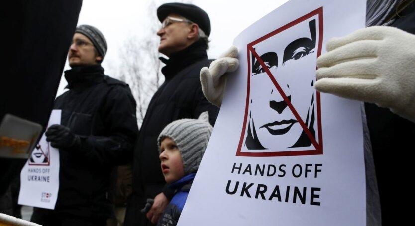 путин _ украина