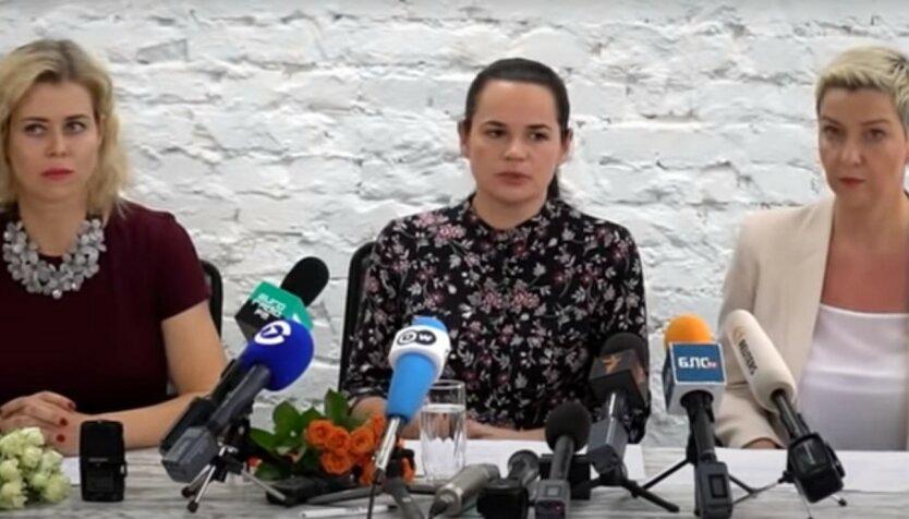Белорусская оппозиция выдвинула Лукашенко три условия