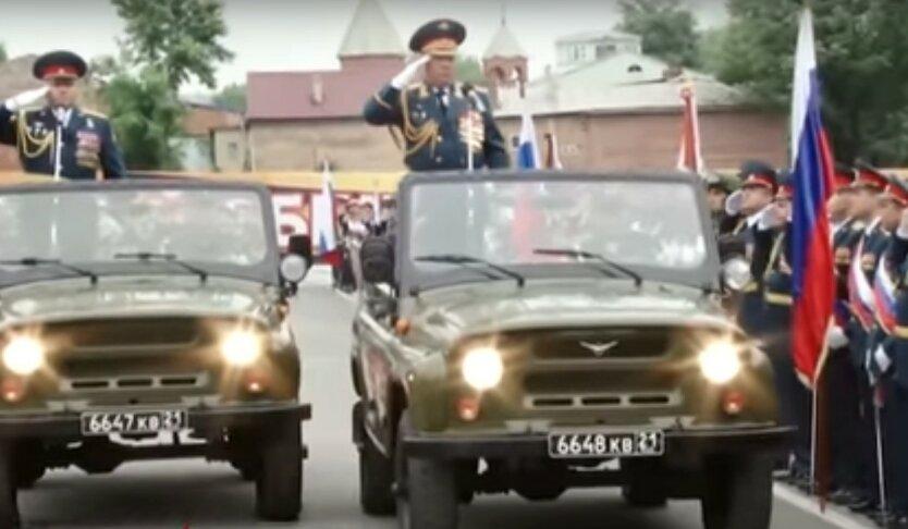 Военная разведка назвала имена генералов Путина, причастных к захвату Крыма и Донбасса