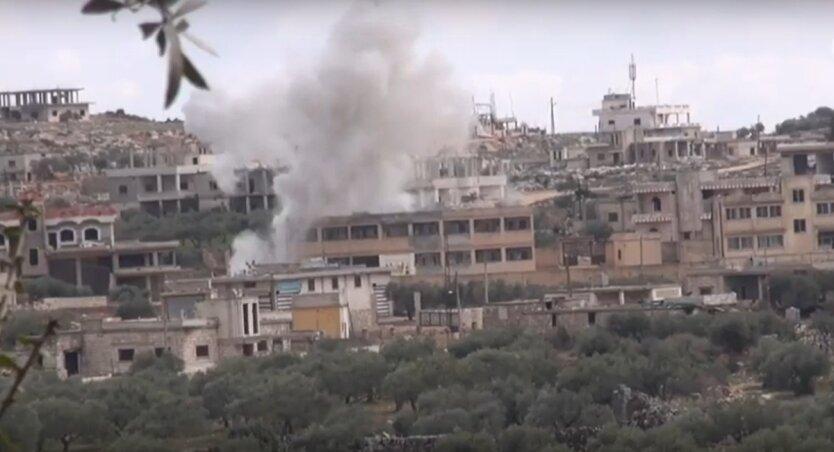 Россия бомбит Идлиб