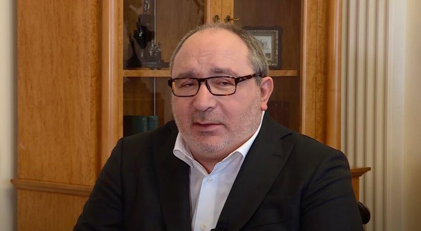 Геннадий Кернес, Харьков, коронавирус