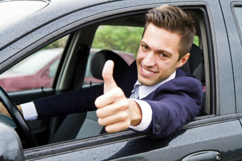 водитель-