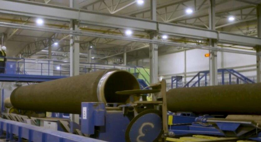 Северный поток-2, газопровод