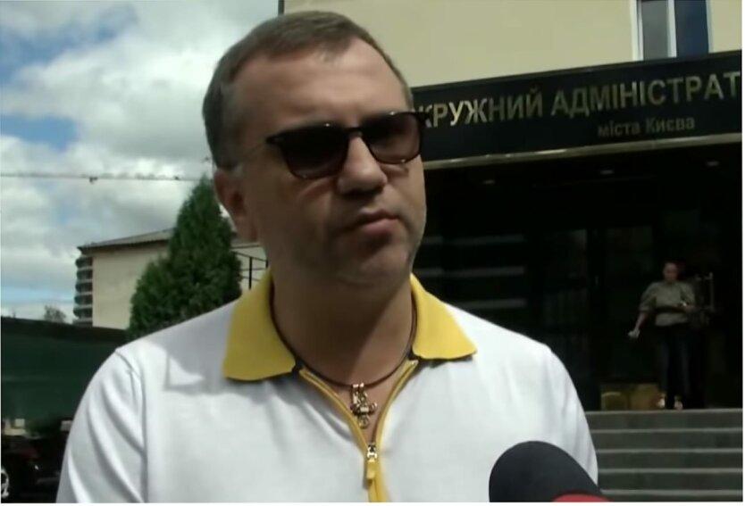 Павел Вовк, Коррупция в Украине, Офис президента Украины, Юрий Бутусов