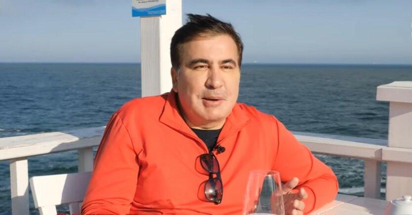 Михеил Саакашвили, МИД Грузии, Давид Залкалиани