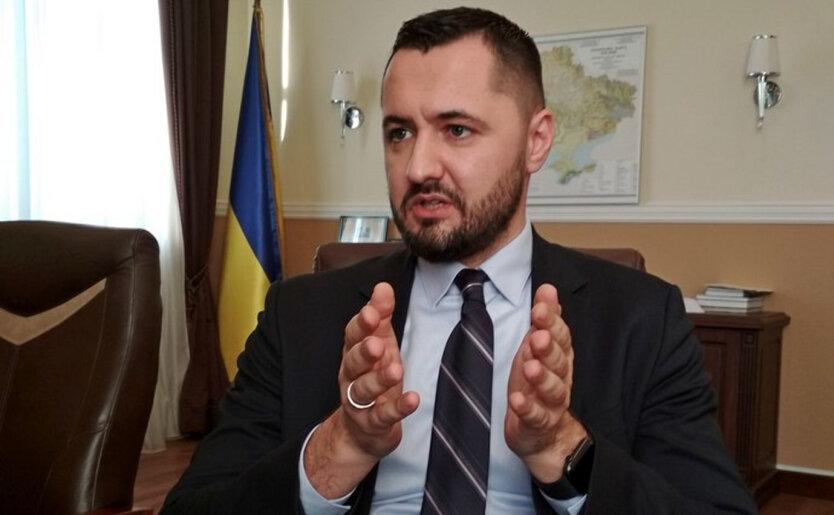 Председатель Государственной службы геологии и недр Роман Опимах