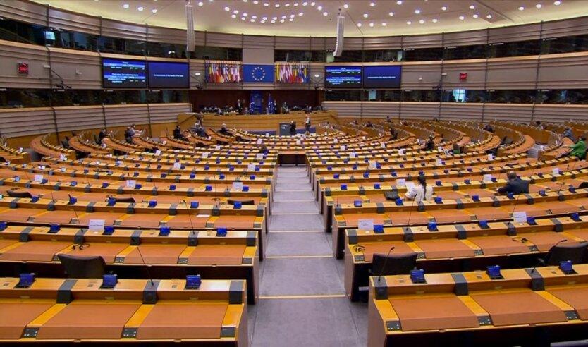 Европарламент, резолюция, война России с Украиной
