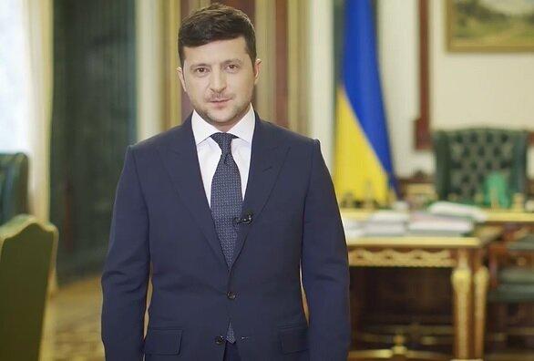 Владимир Зеленский, 29 марта