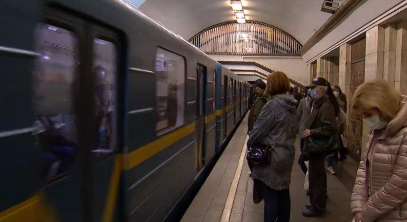 Транспорт, Киев, локдаун