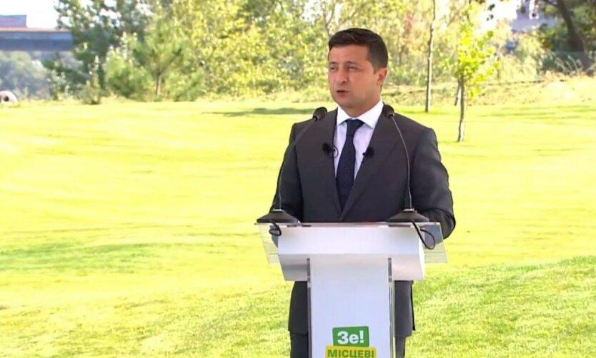 Зеленский выдвинул в мэры Кривого Рога очередного топ-менеджера Ахметова