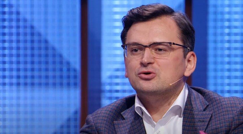 Дмитрий Кулеба, Россия, Минские соглашения, Донбасс