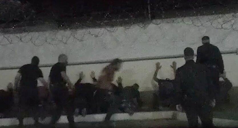 Избиение задержанных в минском изоляторе, протест ы в беларуси