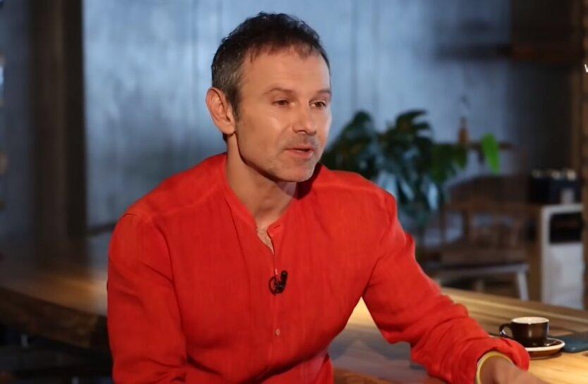 певец, Святослав Вакарчук