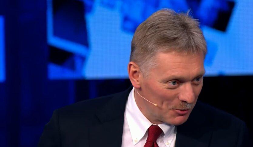 пресс-секретарь президента России Владимира Путина, Дмитрий Песков