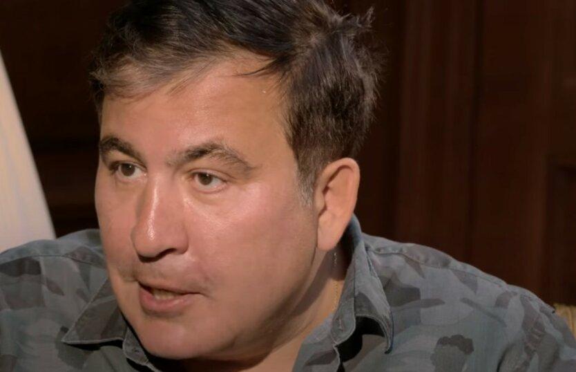 Саакашвили: Отставка Зеленского грозит распадом Украины