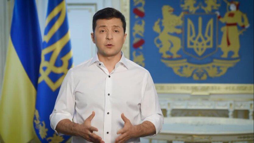 президент Украины, Владимир Зеленский, майские выходные, карантин, коронавирус