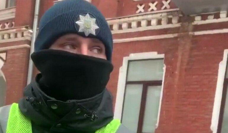 Полицейские стали штрафовать евробляхеров