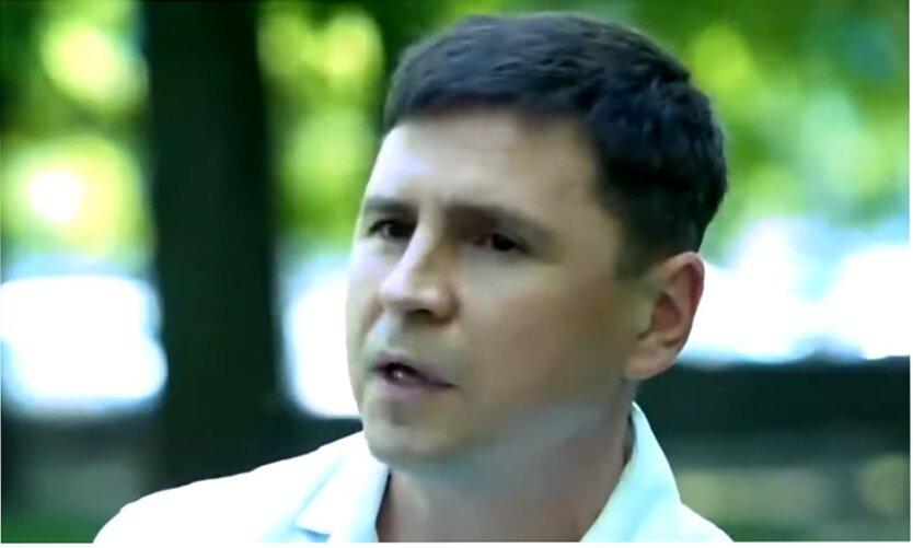 Михаил Подоляк, Харьковские соглашения, Павел Климкин, Петр Порошенко