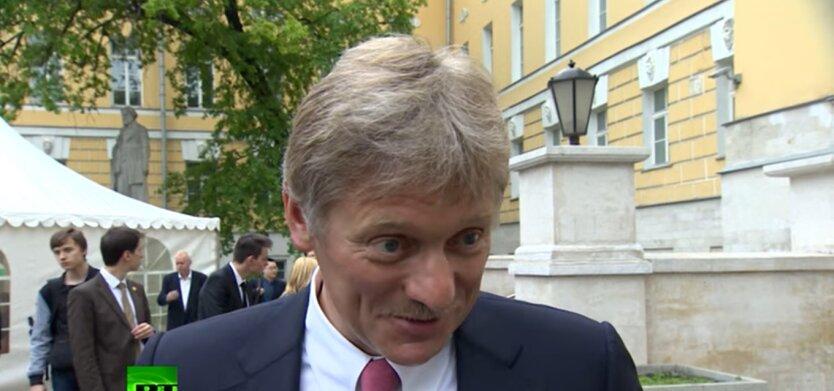 Дмитрий Песков, Россия, новый статус Украины в НАТО