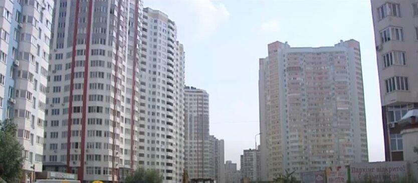 Где самые низкие цены на жилье в Киеве? Инфографика