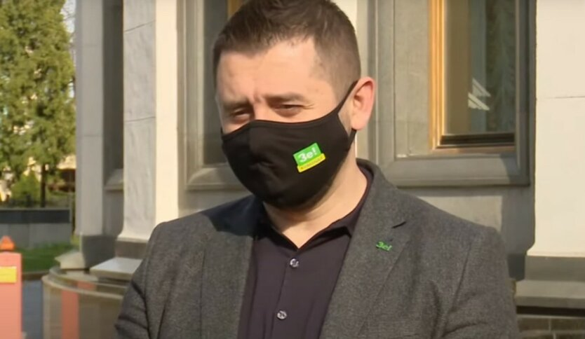 "Арахамия дал прогноз по голосованию за ""антиколомойский"" закон"