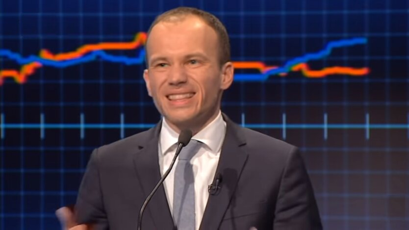 Министр юстиции Денис Малюська