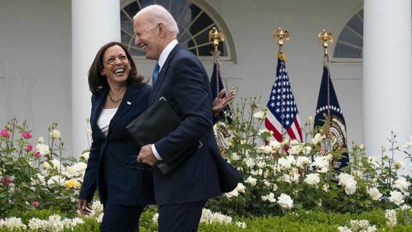 Джо Байден, президент США, фото - AP Photo/Evan Vucci