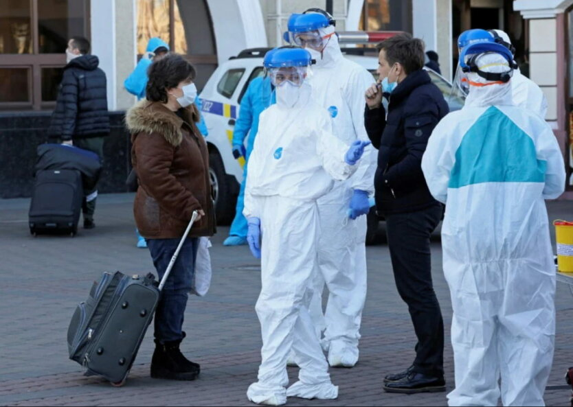 коронавирус в Киеве, ужесточение карантина в Киеве