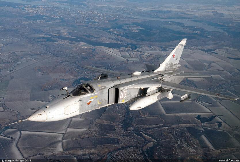 Су-24МР_Россия