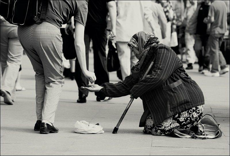 бедность пенсионеры