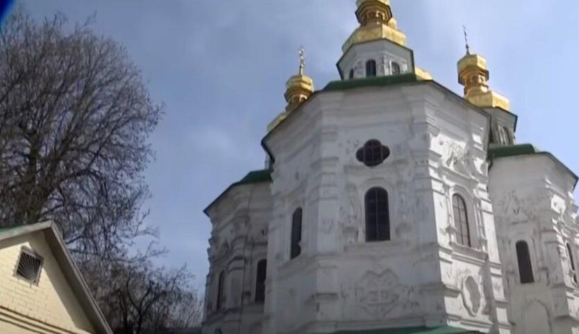 Киево-Печерская лавра, вывоз, иконы