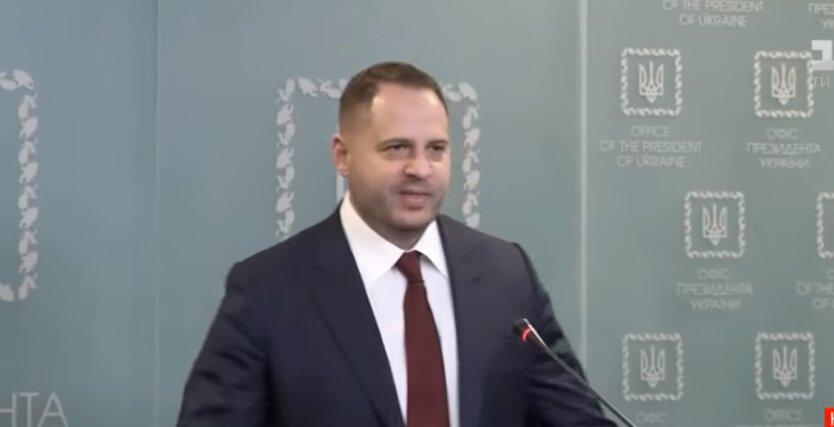 Андрей Ермак, обмен пленными, Владимир Путин