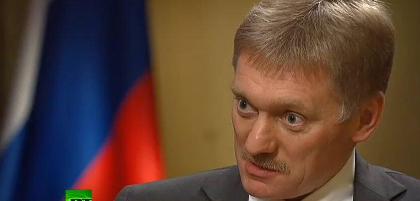 Дмитрий Песков, отравление Алексея Навального, Россия