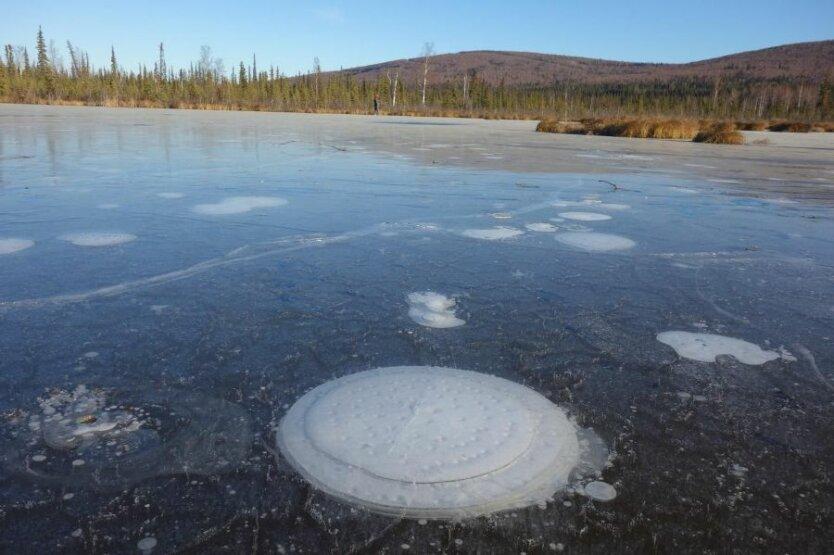 арктические озера