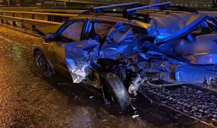 ДТП, Киев, авария