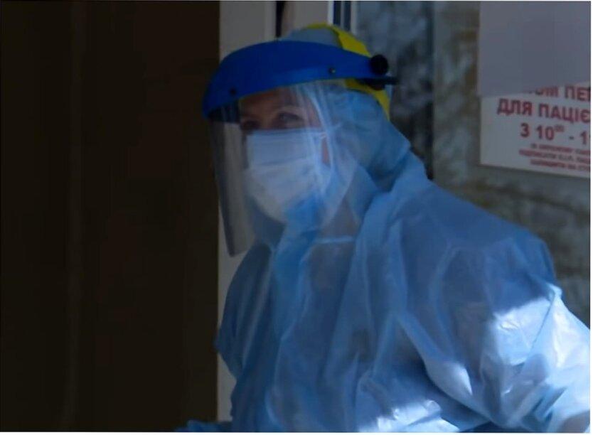 Статистика по заболеваемости коронавирусом, Борьба с коронавирусом в Украине