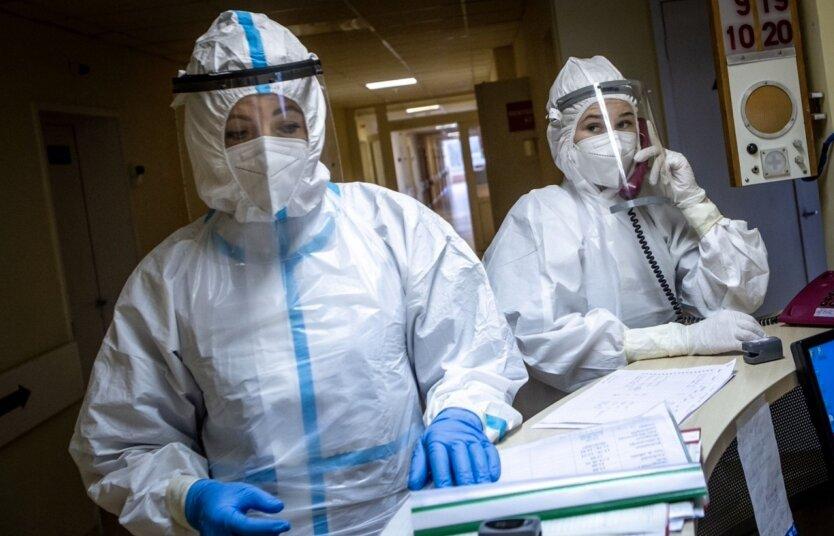 Коронавирусом в Украине заразилось больше 11 тысяч человек за сутки
