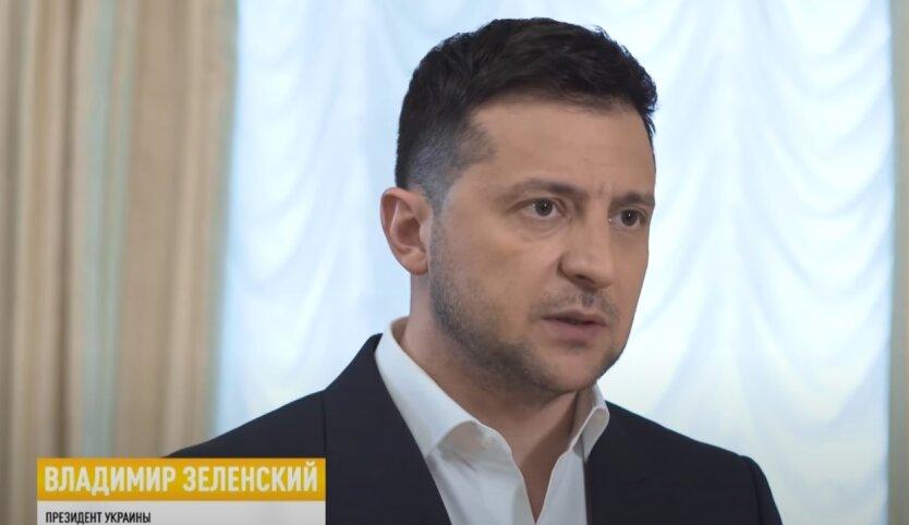 Владимир Зеленский, военная агрессия, Россия