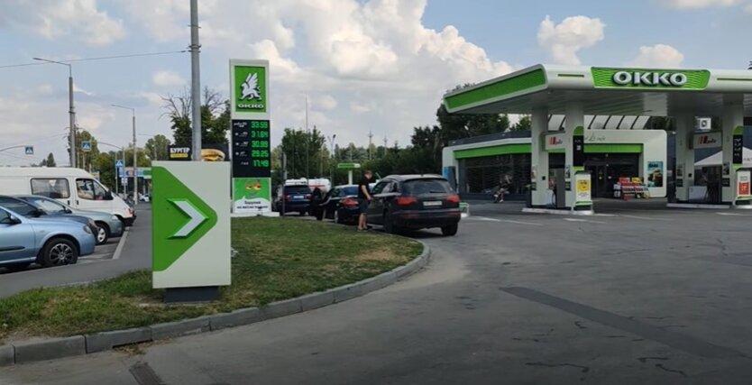 Цены на автогаз