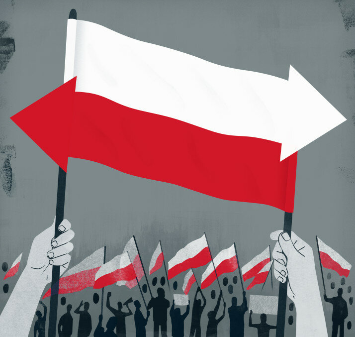Польша выборы