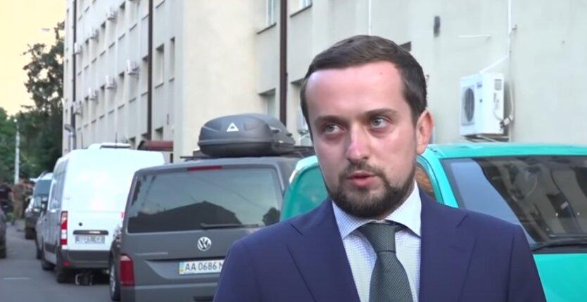 """Кирилл Тимошенко, Офис президента, """"луцкий террорист"""""""