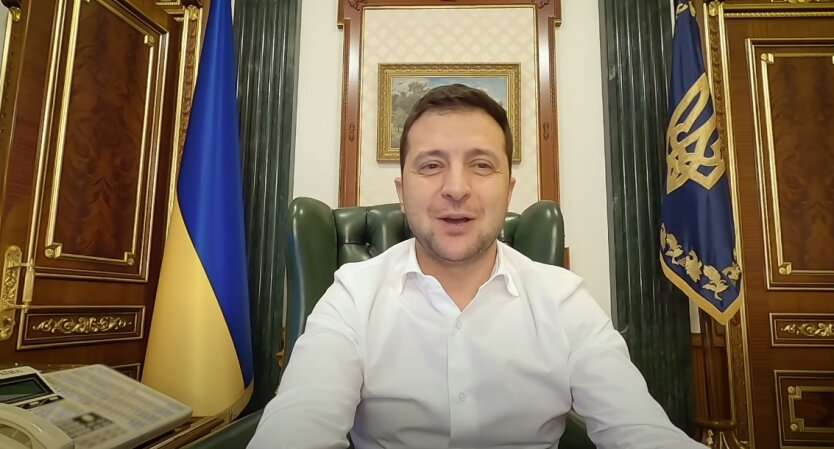 Владимир Зеленский, Верховная Рада, декларирование