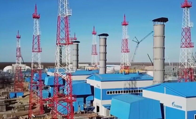 Доходы Газпрома от экспорта резко обвалились