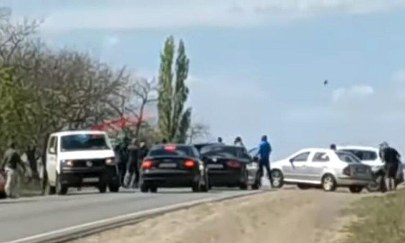 Автопробег в Одессе, 9 мая в одессе