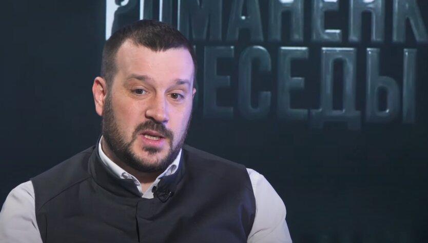Виктор Андрусив, Владимир Зеленский
