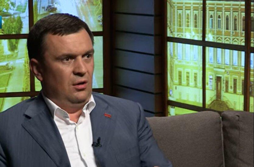 Председатель Счетной палаты Валерий Пацкан