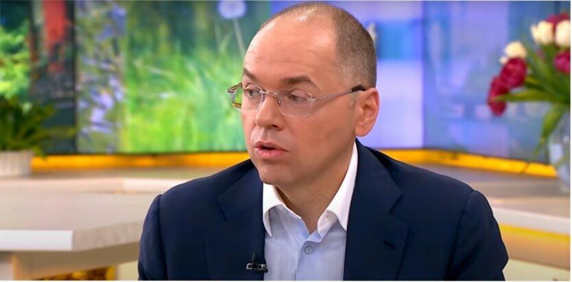 Максим Степанов,Минздрав Украины,аппараты ИВЛ,коронавирус в Украине,Кабмин Украины