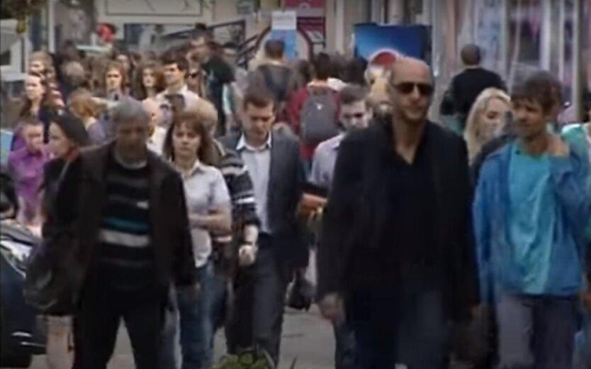 Население Украины
