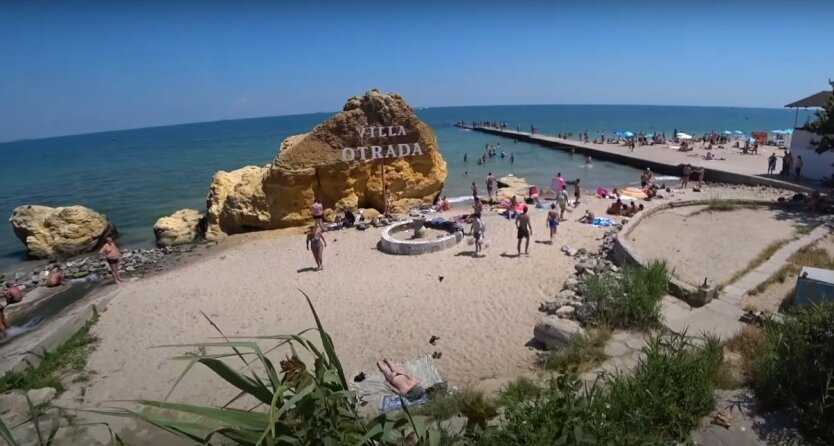 Пляжи Одессы,отдых в Одессе,кишечная палочка в воде на пляжах Одессы,опасность пляжей в Одессе